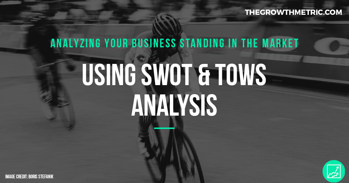 How to use SWOT Analysis to analyze your business