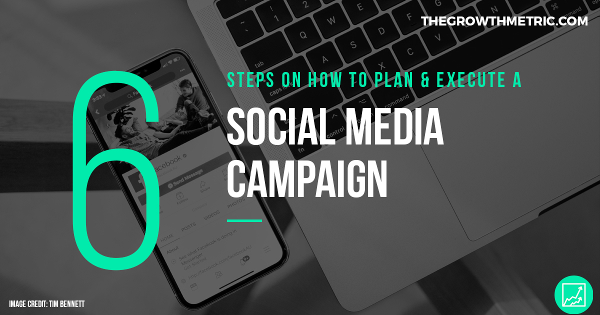 plan and execute social media campaign