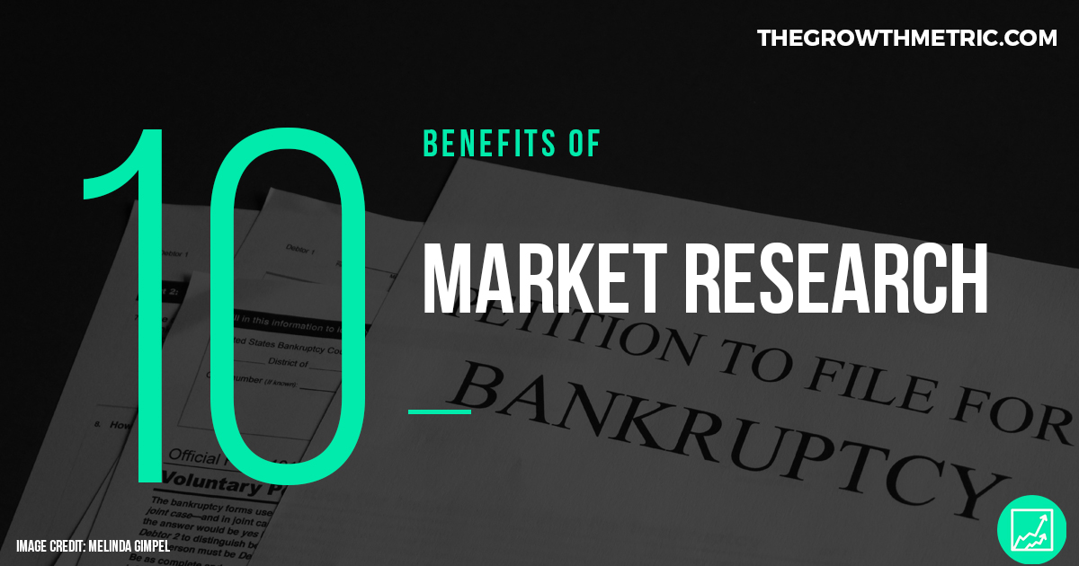 benefits of market research